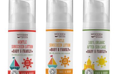 Как да изберем най-добрата слънцезащита за цялото семейство?