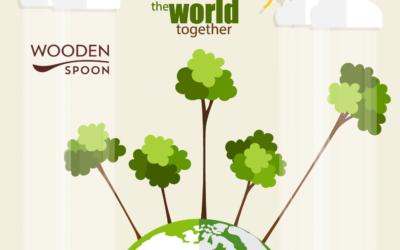 Wooden Spoon внедрява първите 100% биоразградими опаковки!